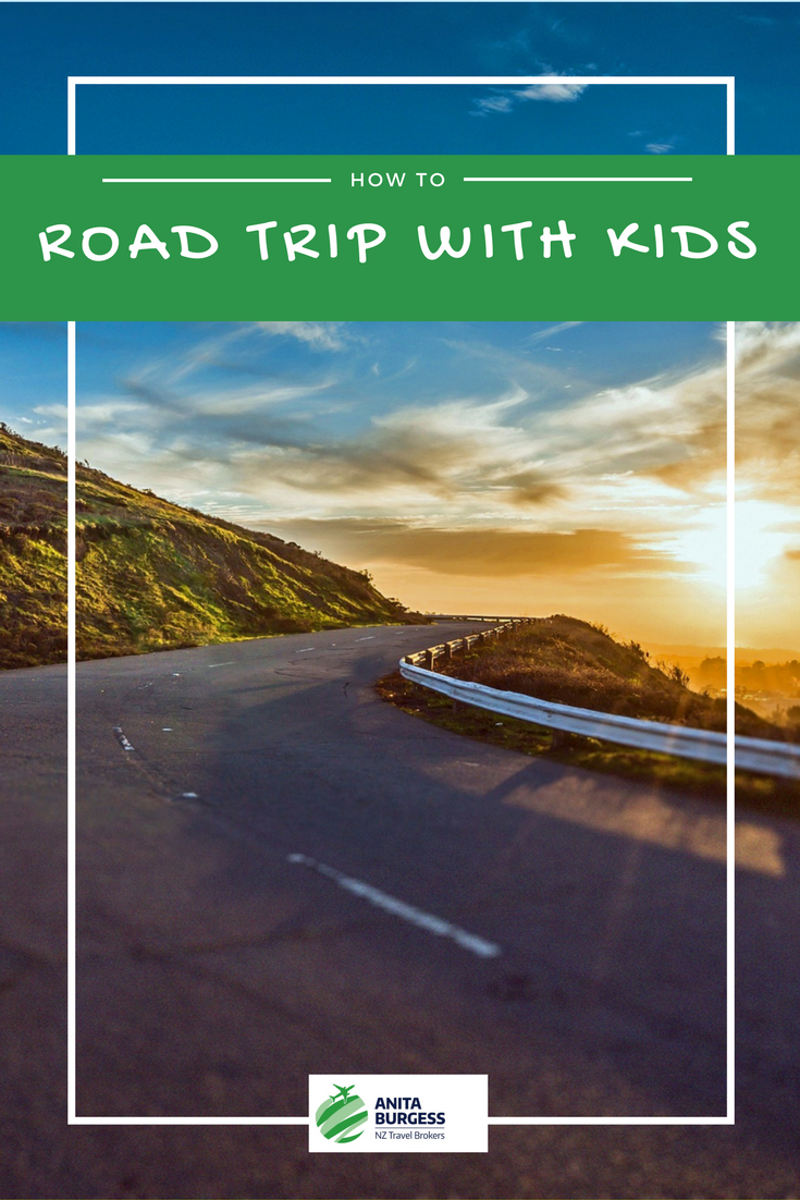 Great tips for keeping family roadtrips stress-free | Burgess Travellers
