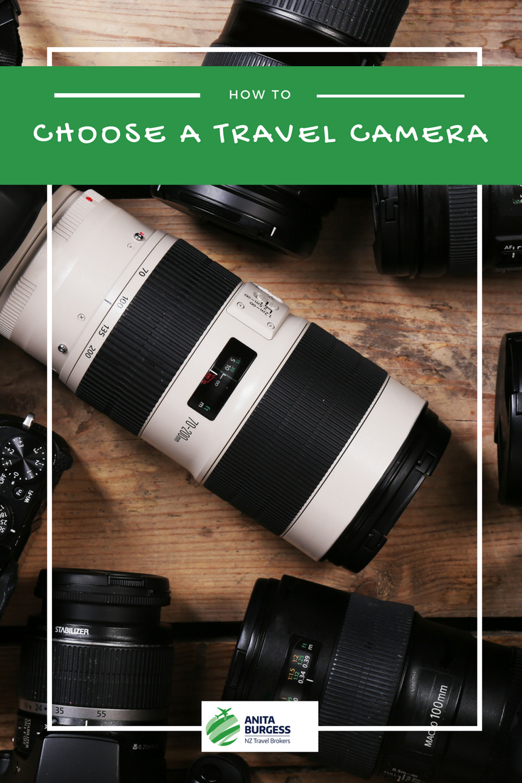 Travel camera options and how to choose the best one for you | Burgess Travellers