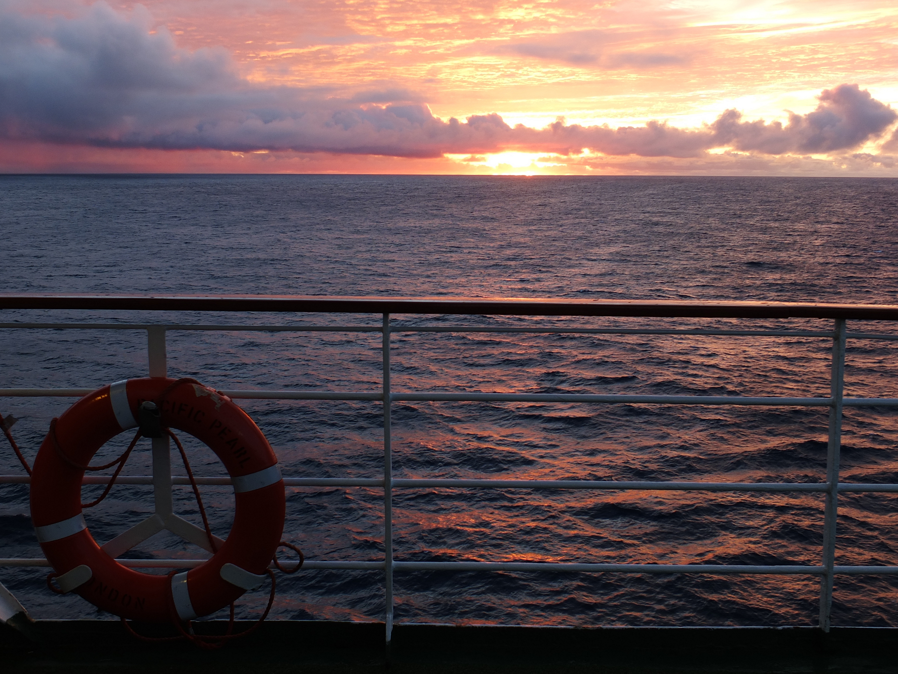 Cruising Guide - Pacific Sunset