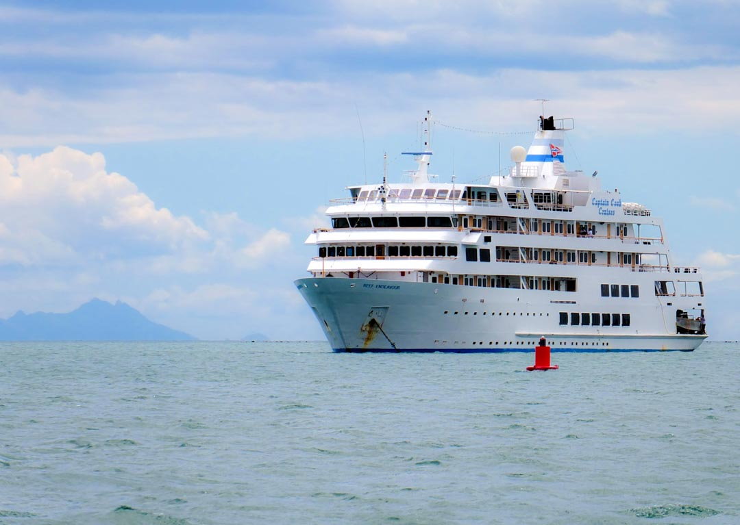Discover Fiji Small Ship Cruising In The Yasawa Islands